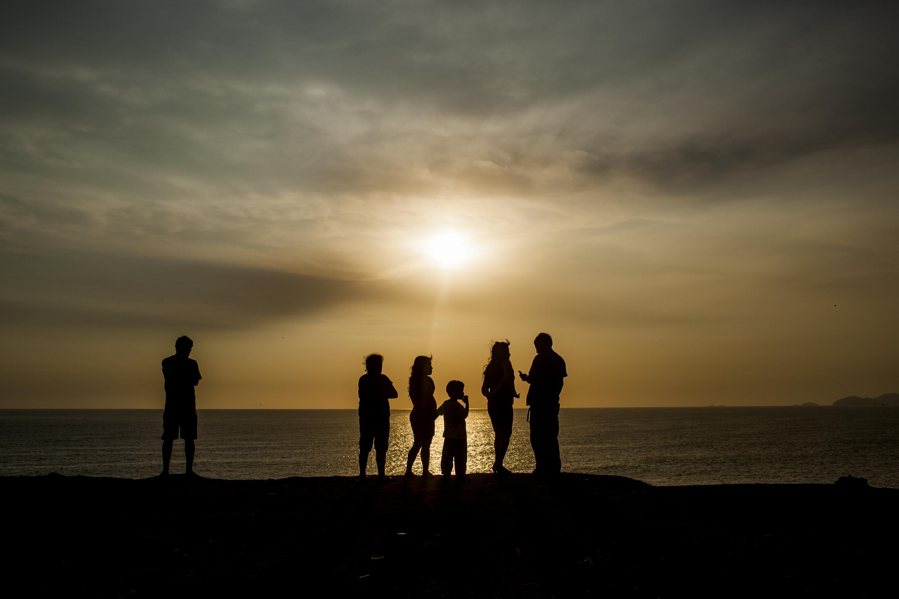 Disfrutar del atarder en esta playa limeña, es una experiencia inolvidable. (Foto: PromPerú)