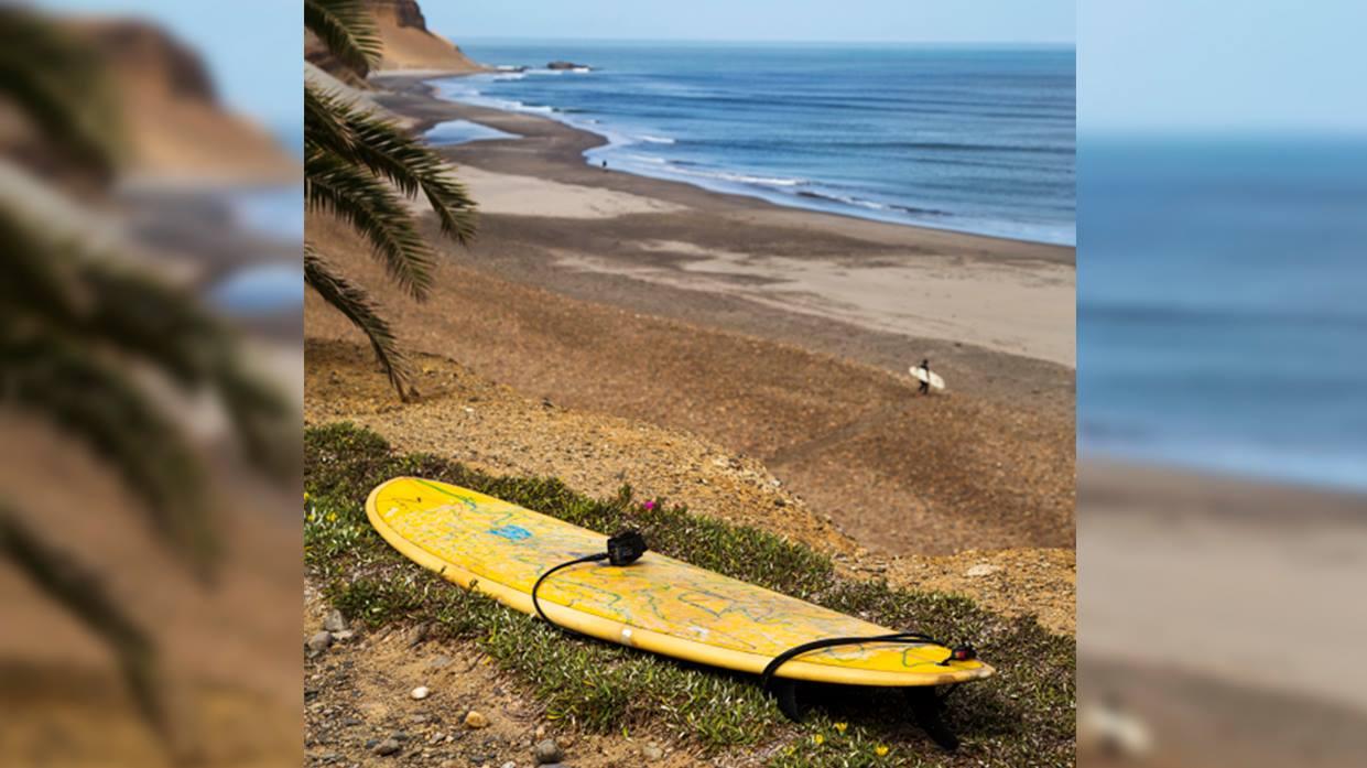 El exótico paisaje de esta playa, la hace inolvidable. (Foto: PromPerú)