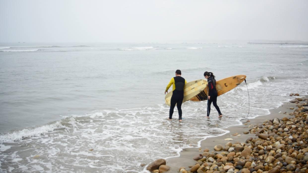 El buceo y el windsurf son deportes que también podrás disfrutar en esta playa. (Foto: PromPerú)
