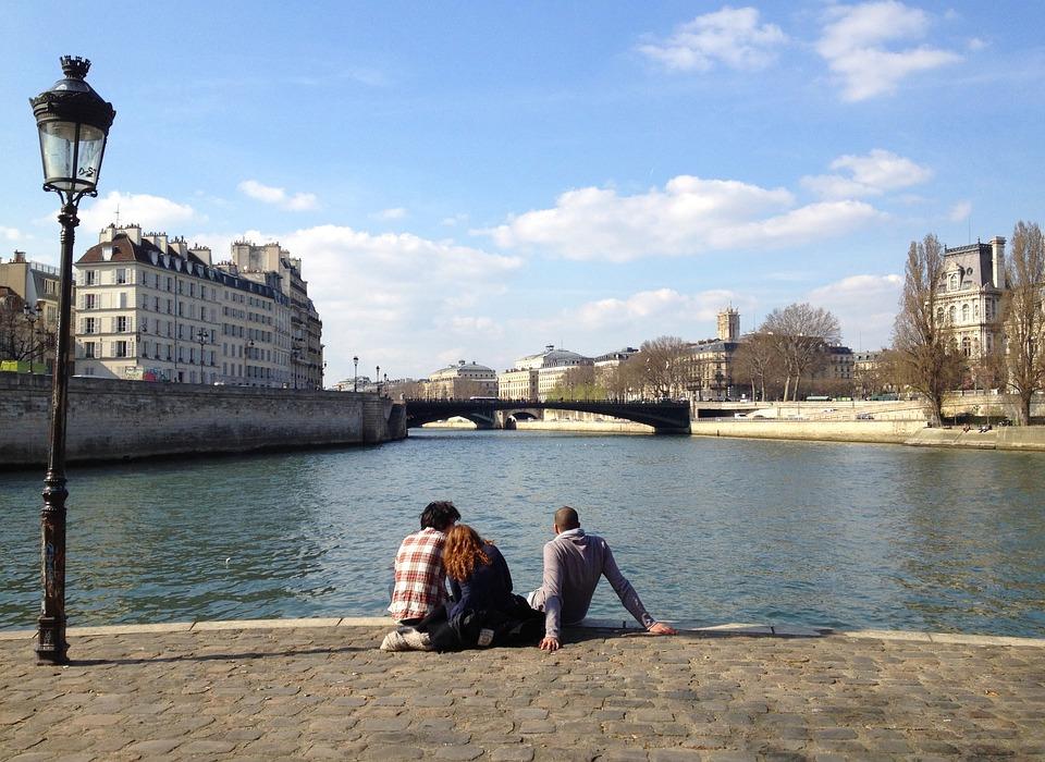 El río Sena los enamorará. (Foto: Pixabay)