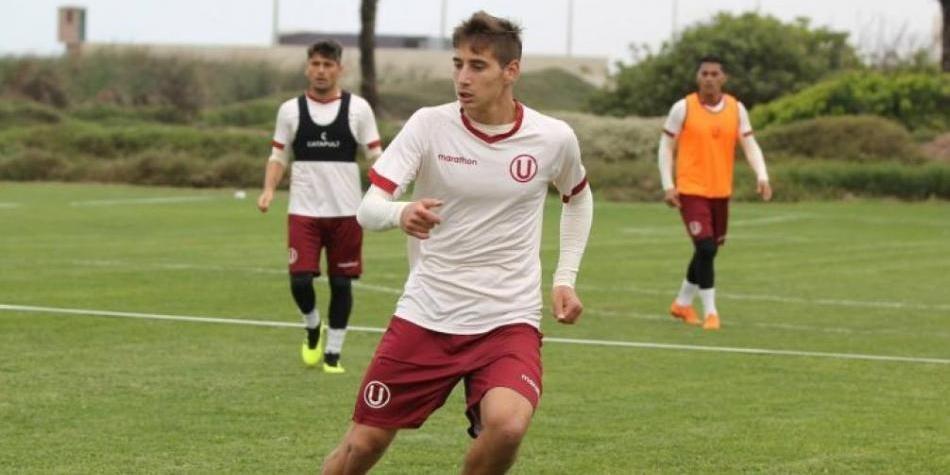 Universitario habría ofrecido tres año de contrato a Tiago Cantoro. (Foto: Universitario)