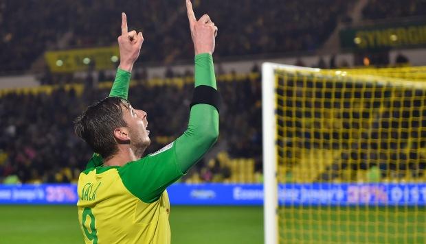 Emiliano Sala murió a los 28 años de edad. Desarrolló la mayor parte de su carrera profesional en Francia, donde se afianzó como goleador en el FC Nantes. (Foto: AFP)