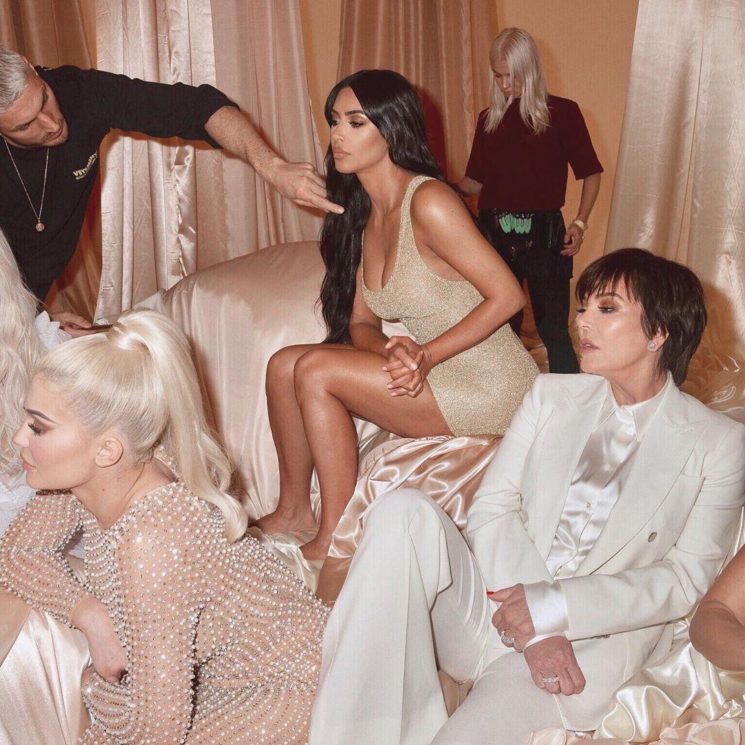 Kim Kardashian ya tiene todo listo para el estreno de la nueva temporada de su programa. (Foto: Instagram)