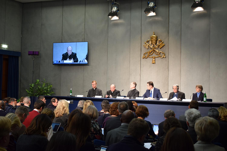 Conferencia del Comité organizador de la Cumbre.