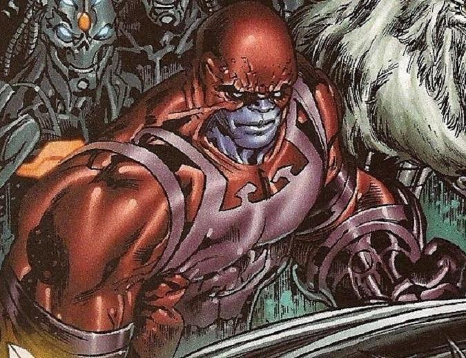 Korath el Perseguidor (Foto: Marvel)