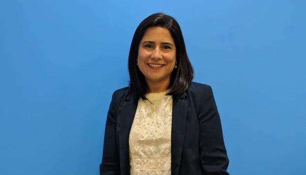 Mirella Miranda, gerente de Análisis de Negocios de Google para la Región Andina. (Foto: Cortesía de Google)