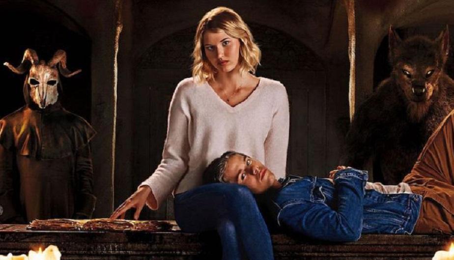 Jake Manley y Sarah Grey interpretan a Jack Morton y Alyssa Drake, los protagonistas de