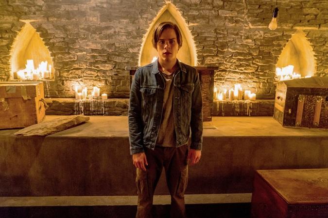 JACK MORTON (Jake Manley) (Foto: Netflix)
