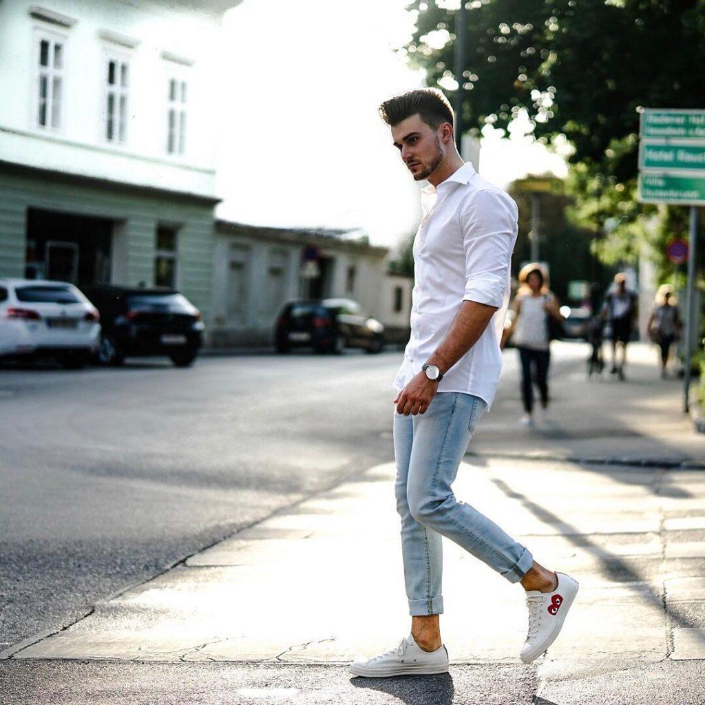 Junto a los jeans, son la combinación perfecta. (Foto: Menifesto)