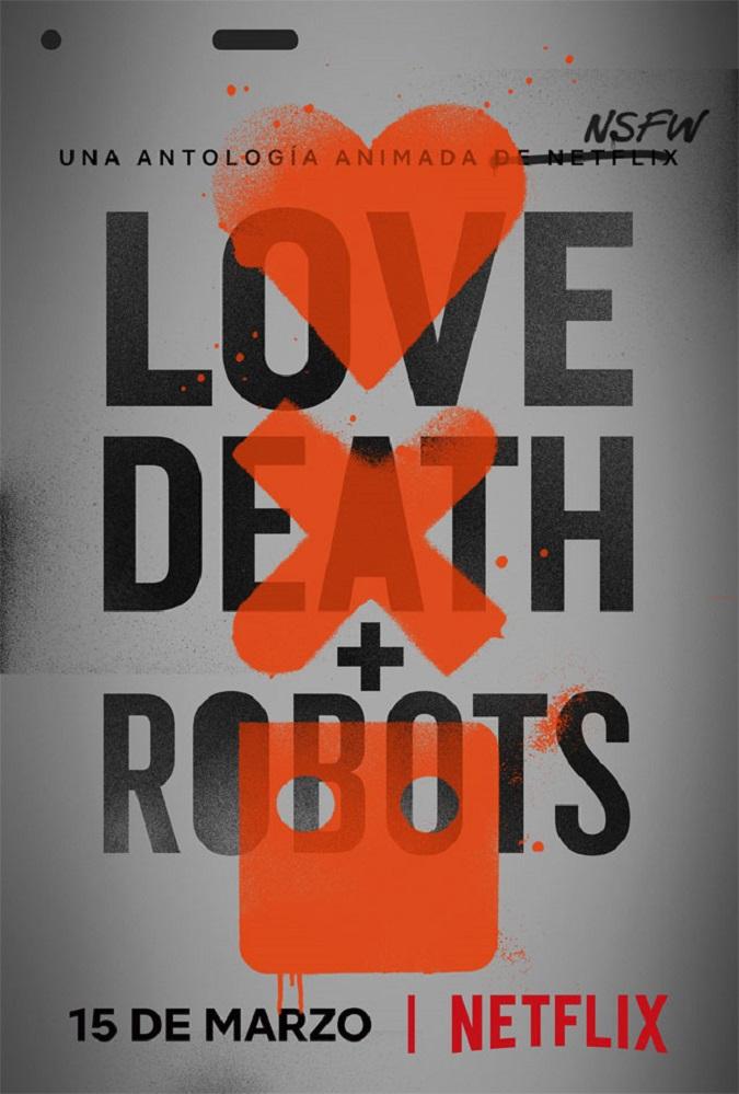 """Póster de """"Love, Death & Robots"""" (foto: Netflix)"""
