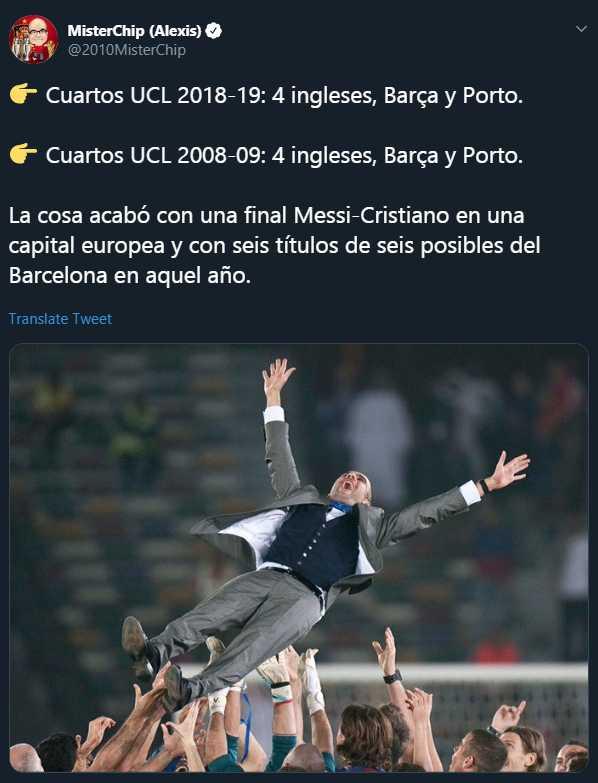 Lionel Messi podría levantar una nueva 'orejona' según una coincidencia revelada por Mister Chip. (Foto: EFE)