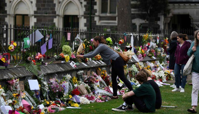 Christchurch llora a muertos de la masacre entre el desconcierto y el horror. (Foto: AFP)