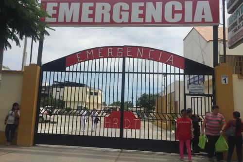 Dos de los seis heridos se encuentran internados en elHospital Regional de Trujillo (Foto: Cajamarca Noticias)