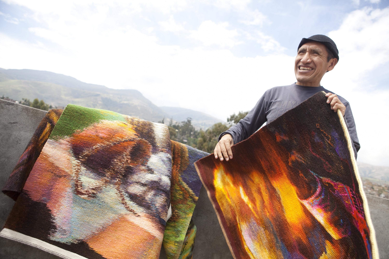 El arte también está presente en todas las calles de Huancayo. (Foto: PromPerú)