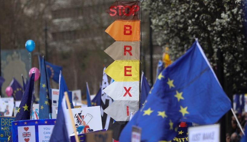 Unión Europea se dispone a acordar otra prórroga del Brexit, pero ¿hasta cuándo?(Foto: AFP)
