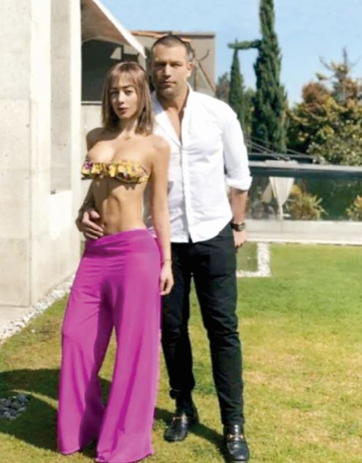 El actor estaría en una relación con una colombiana y al parecer lo tendría secuestrado en su casa. (Foto: Instagram)