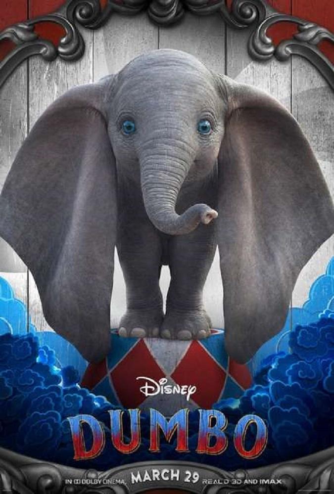 Dumbo (Foto: Disney)