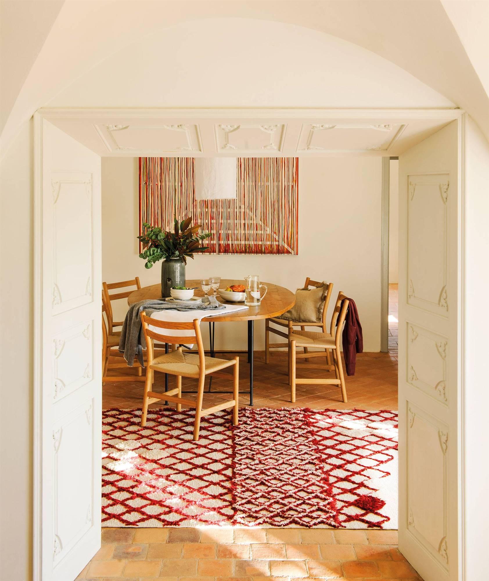 Las alfombras son perfectas para colocarlas en cualquier tipo de piso. (Foto: El Mueble)