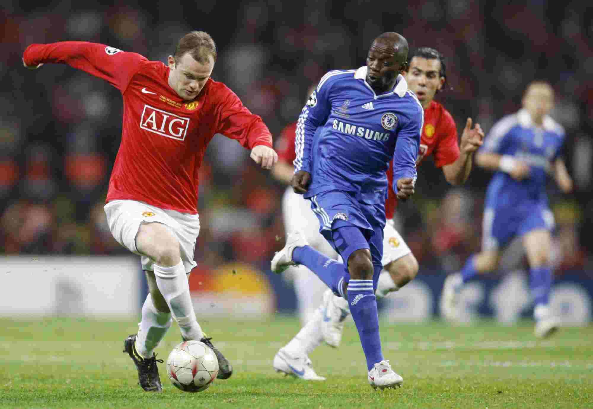 Claude Makelele jugó en Chelsea entre 2003 a 2008. (Foto: AFP)