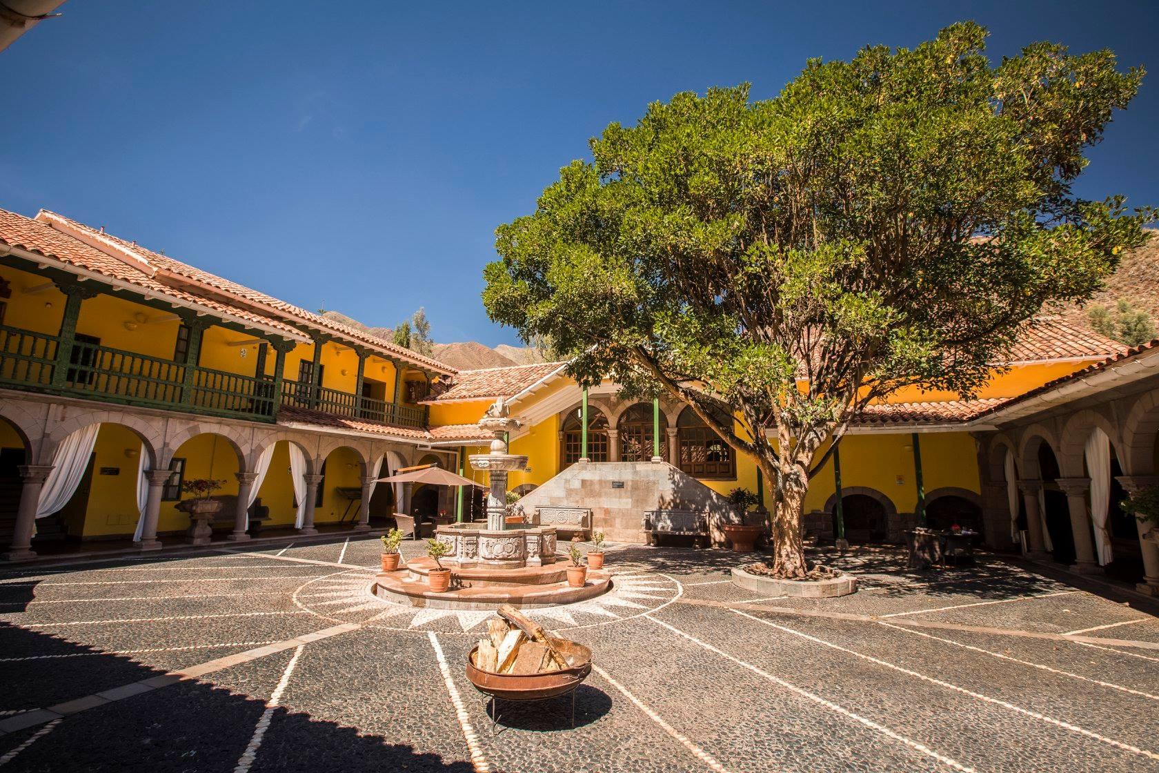 Aranwa Cusco Boutique Hotel se da el lujo de presumir sus ocho premios ganados por el servicio que ofrecen al huésped. (Foto: Facebook Aranwa Cusco Boutique Hotel)