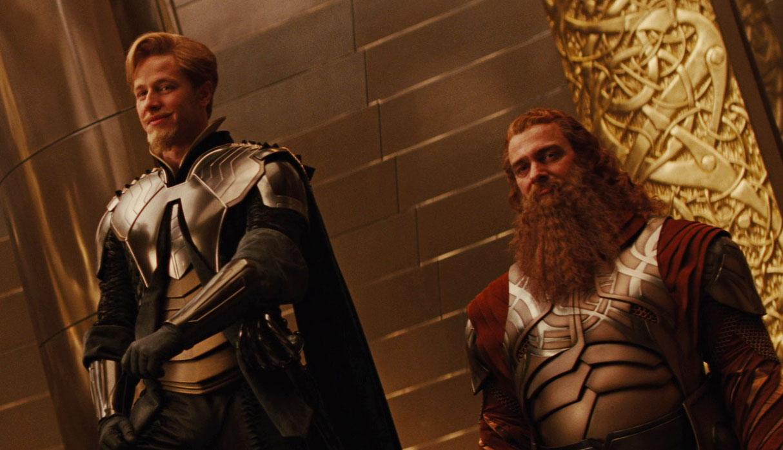 Volstagg y Fendral (Thor: Ragnarok) (Foto: Marvel Studios)