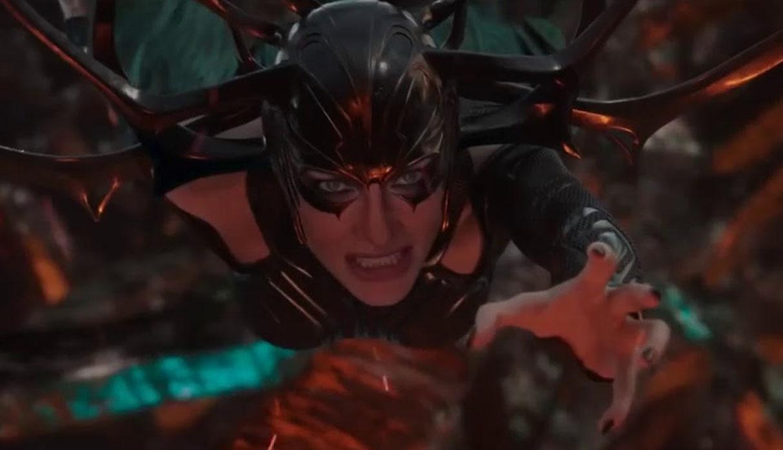 Hela (Thor: Ragnarok) (Foto: Marvel Studios)