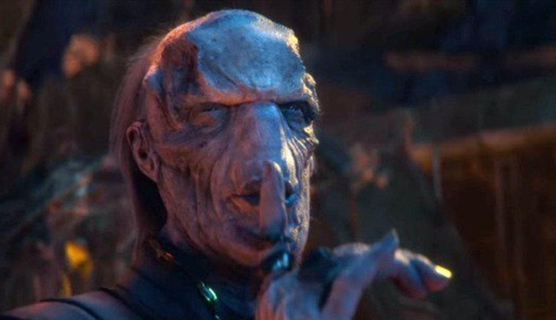 Ebony Maw (Avengers: Infinity War) (Foto: Marvel Studios)