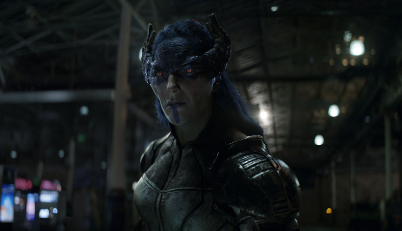 Proxima Midnight (Avengers: Infinity War) (Foto: Marvel Studios)