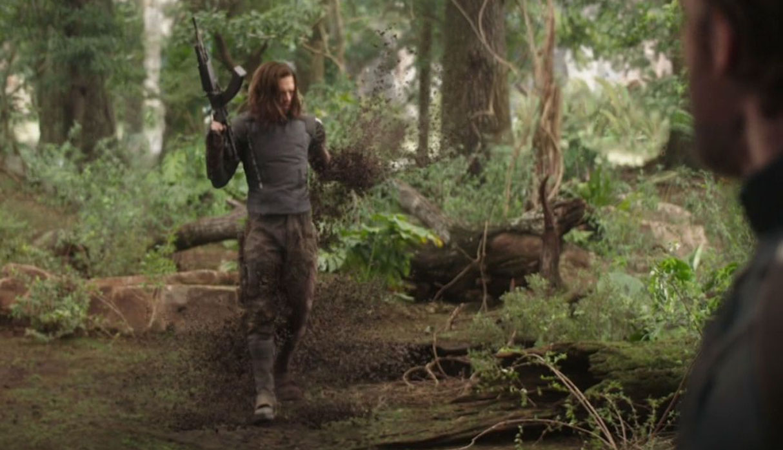 Bucky Barnes (Avengers: Infinity War) (Foto: Marvel Studios)