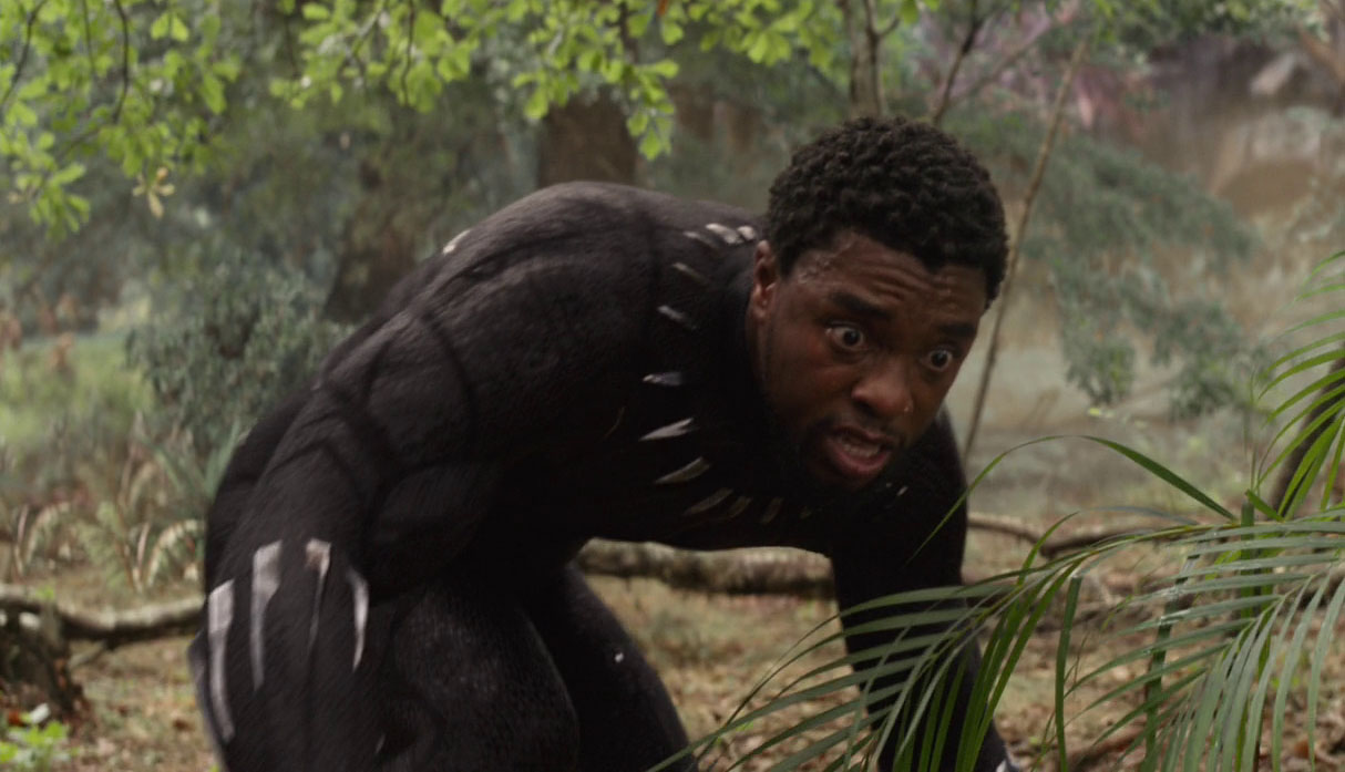 T'Challa - Black Panther (Avengers: Infinity War) (Foto: Marvel Studios)