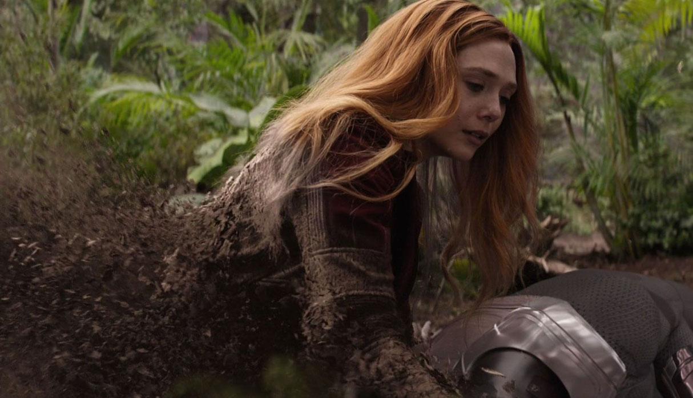Wanda Maximoff - Scarlet Witch (Avengers: Infinity War) (Foto: Marvel Studios)