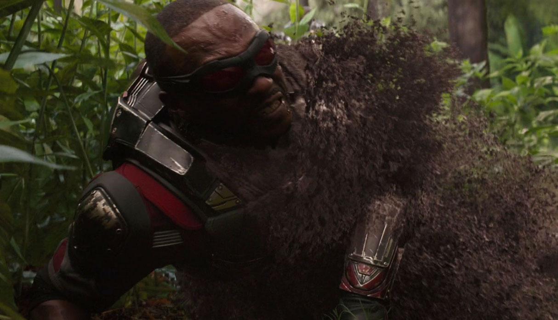 Sam Wilson - Falcon (Avengers: Infinity War) (Foto: Marvel Studios)