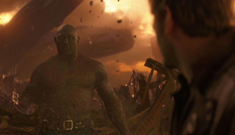 Drax (Avengers: Infinity War) (Foto: Marvel Studios)