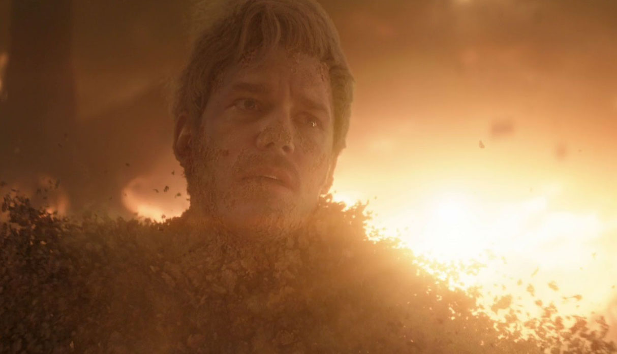 Peter Quill - Star Lord (Avengers: Infinity War) (Foto: Marvel Studios)