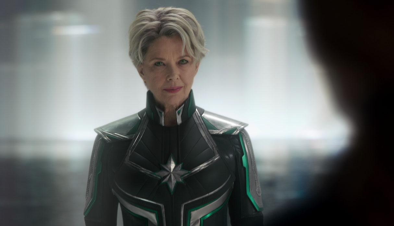 Dr. Wendy Lawson - Mar-Vell (Captain Marvel) (Foto: Marvel Studios)