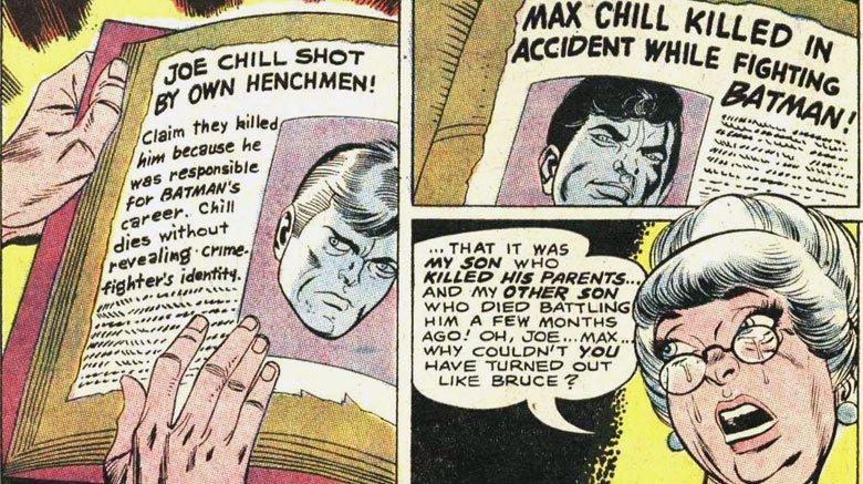 Mrs. Chilton descubriendo la verdad de lo que sucedió con sus hijos (Foto: DC Comics)