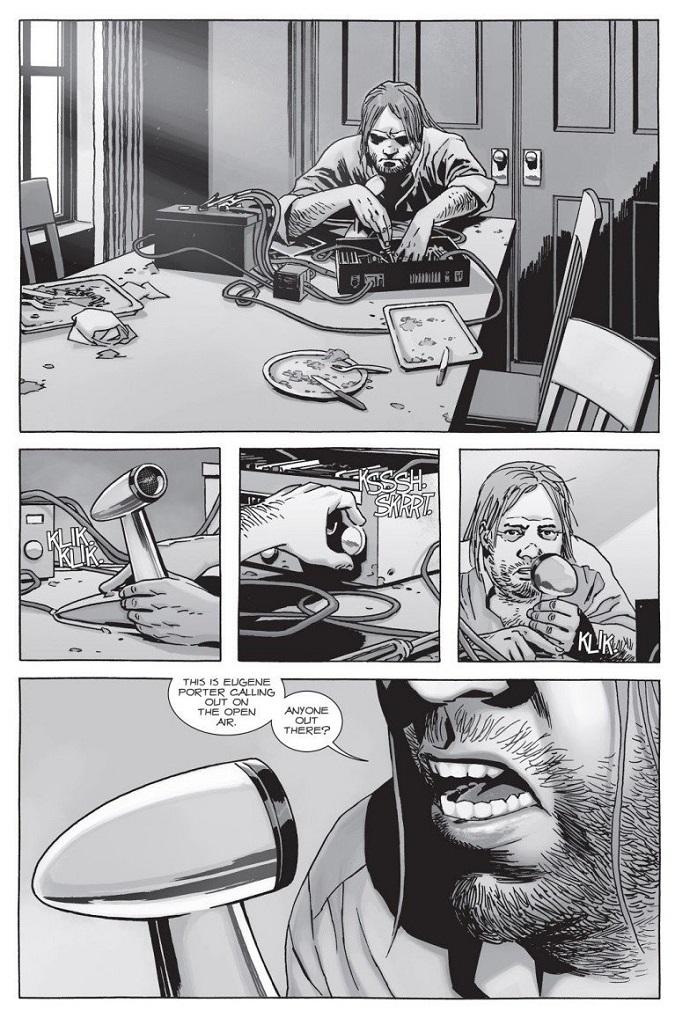 Esto sucedió en los cómics de Robert Kirkman (Foto: Image Comics)
