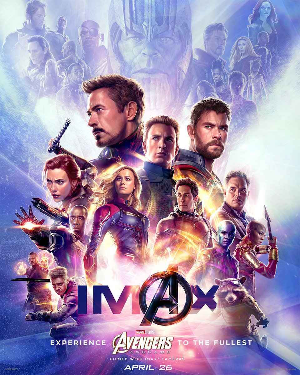 Póster IMAX