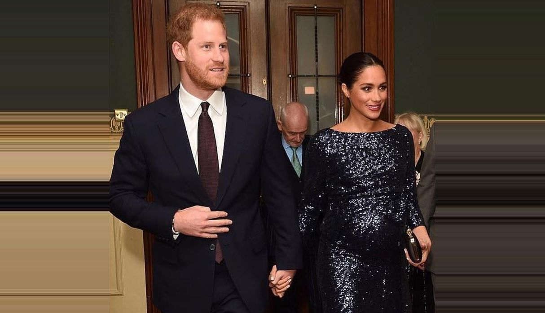 Casa de apuestas británica cree que el bebé del príncipe Harry y Meghan ya nació. (Foto: EFE)