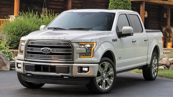 Ruda, fuerte y duradera es esta camioneta de la marca Ford. (Foto: Difusión - referencial)