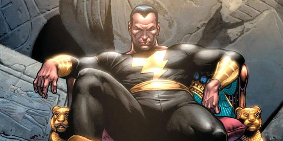 Black Adam (Foto: DC Comics)