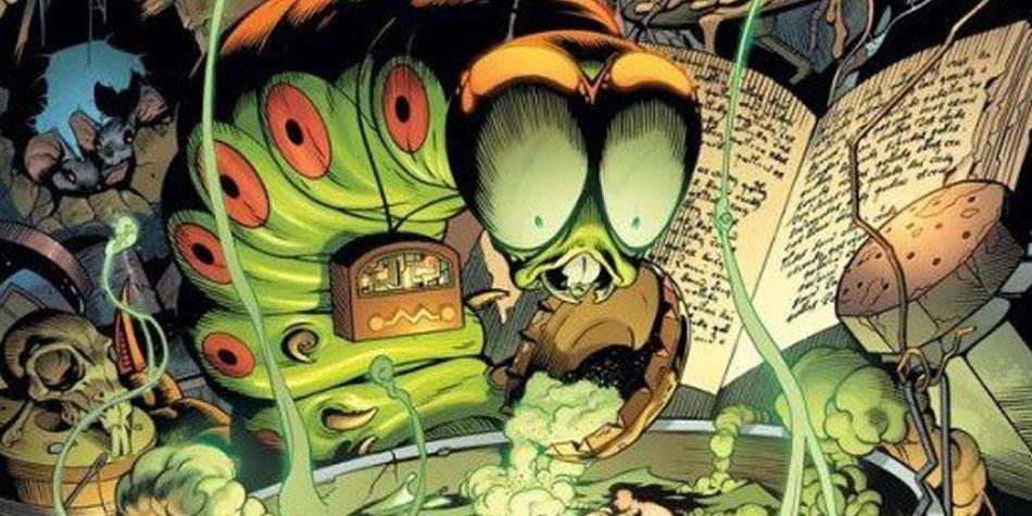 Mister Mind (Foto: DC Comics)
