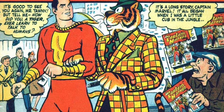 Tawky Tawny (Foto: DC Comics)