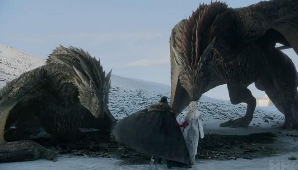 La abuela ya vio todos los avances de 'Game of Thrones' antes de su último estreno y cuenta los días para saber qué sucederá con sus personajes favoritos. (Foto: HBO)