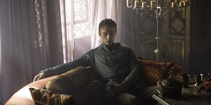 Will Tudor interpretó a Olyvar (Foto: HBO)