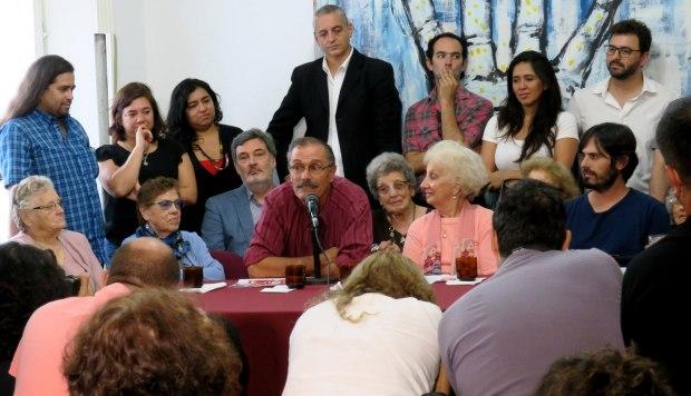 Las Abuelas de Plaza de Mayo anunciaron este martes la restitución de la identidad de la
