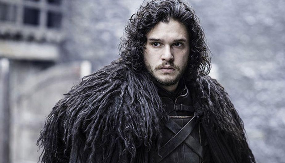 Kit Harington es Jon Snow  en Game of Thrones. (Foto: HBO)