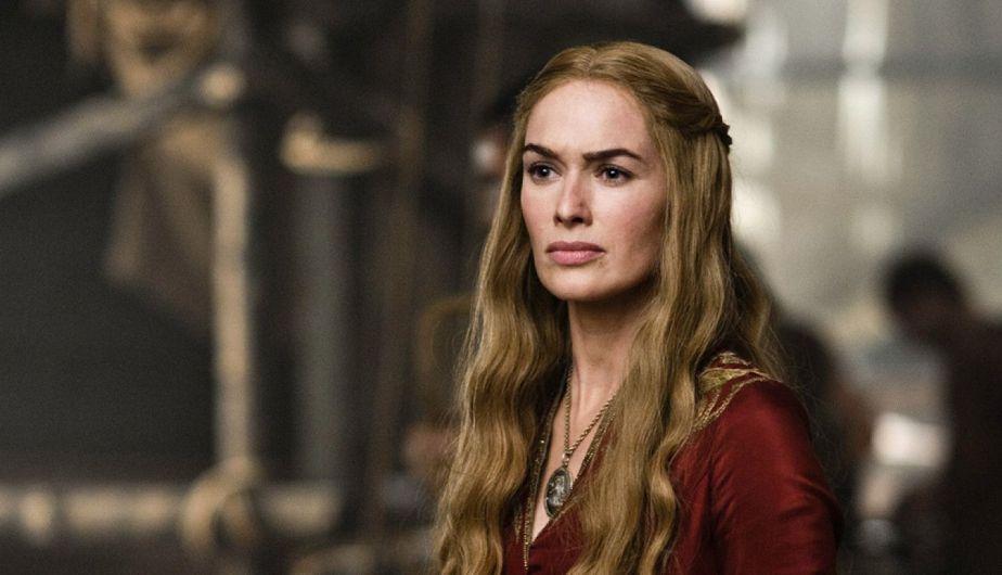 Lena Headey es Cersei Lannister en Game of Thrones. (Foto: HBO)