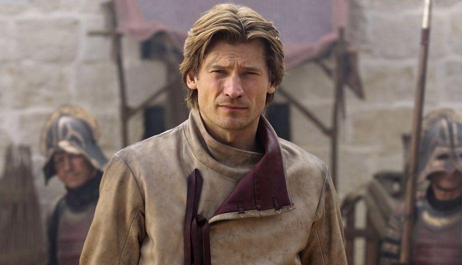 Nikolaj Coster-Waldau es Jaime Lannister en Game of Thrones. (Foto: HBO)