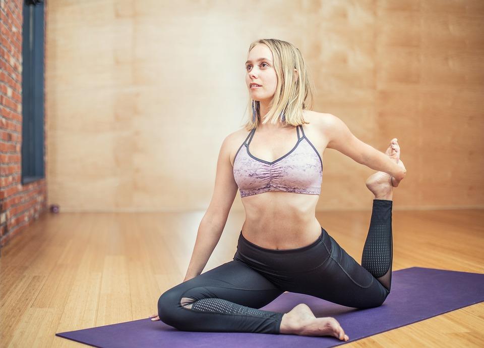 El yoga es un ejercicio perfecto para tener una buena respiración. (Foto: Pixabay)